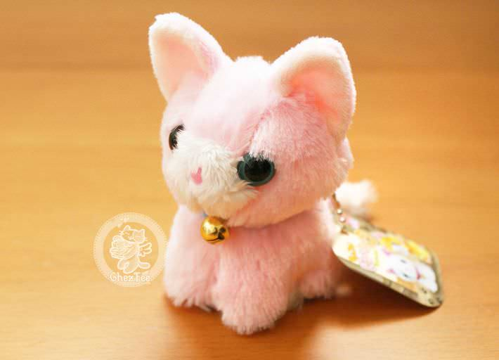 boutique kawaii shop france lille chezfee com mignon peluche japonaise strap lolita chat chaton sage cute rose1