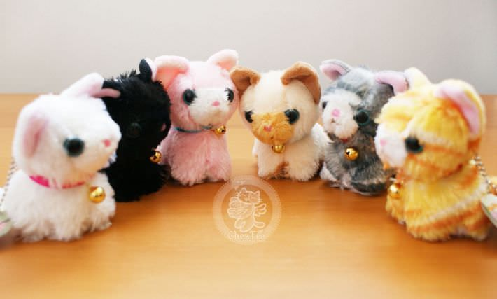 boutique kawaii shop france lille chezfee com mignon peluche japonaise strap lolita chat chaton sage cute3