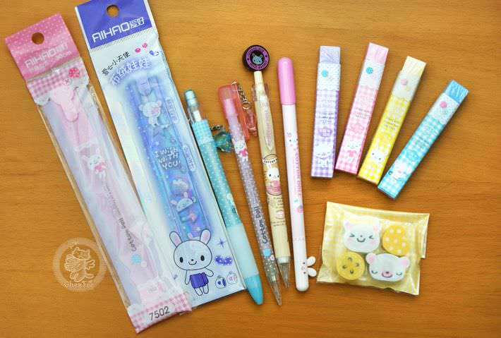 boutique kawaii pas cher cute shop france chezfee com gomme stylo papeterie aihao lapin1