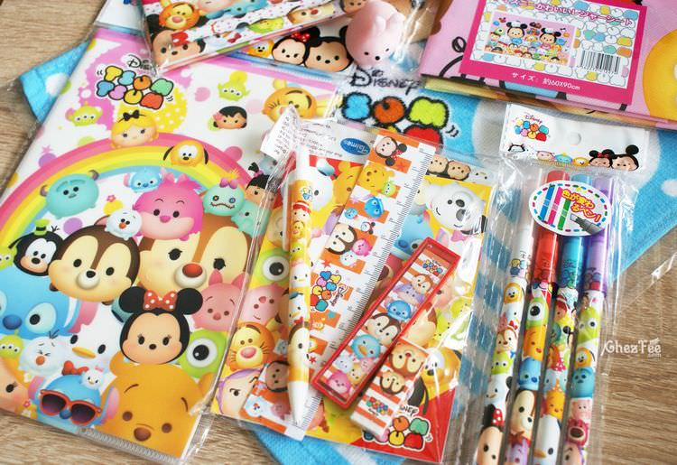 kawaii box tsumtsum boutique kawaii shop chezfee papeterie rentree l 201708 2