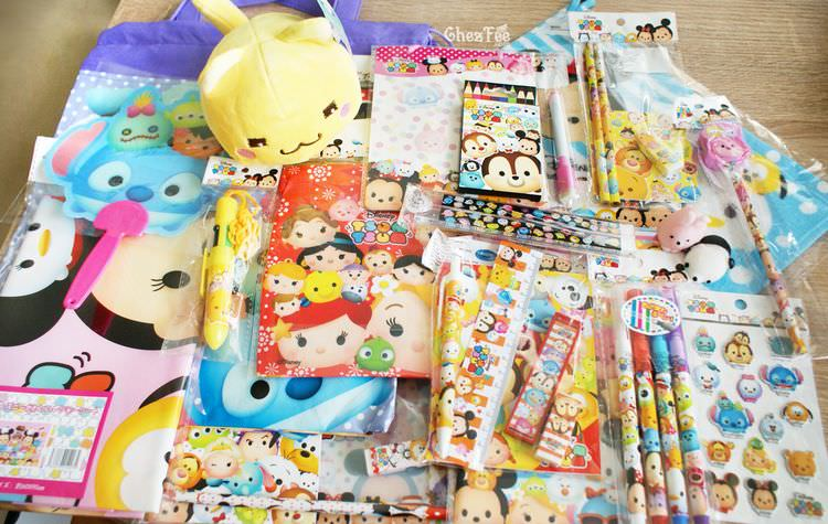 kawaii box tsumtsum boutique kawaii shop chezfee papeterie rentree l 201708 3