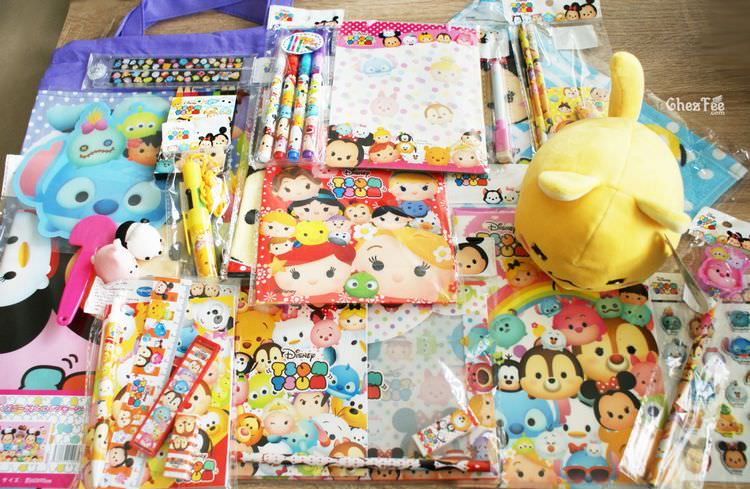 kawaii box tsumtsum boutique kawaii shop chezfee papeterie rentree l 201708 5