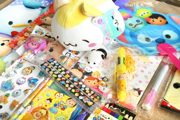 kawaii box tsumtsum boutique kawaii shop chezfee papeterie rentree s 201708 2