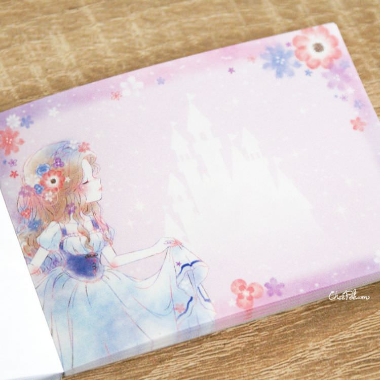 boutique kawaii shop papeterie chezfee mini carnet japonais kamio flower kiss 4