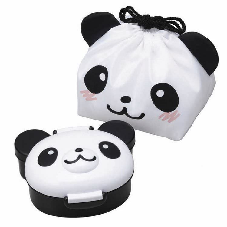 boutique kawaii shop cute france boite bento lunch box japonais pas cher panda 1