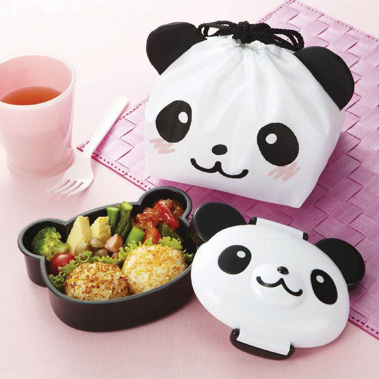 boutique kawaii shop cute france boite bento lunch box japonais pas cher panda 2