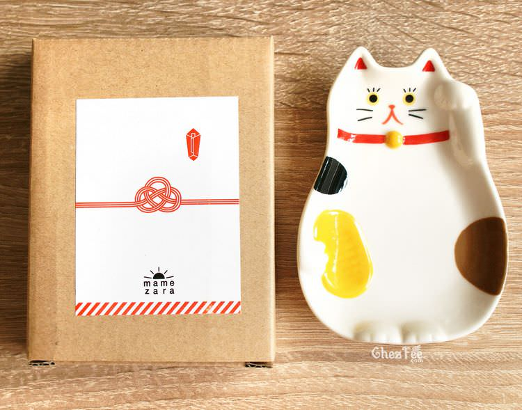 boutique kawaii shop chezfee decoration cuisine japonaise mignon chat maneki neko assiette 2