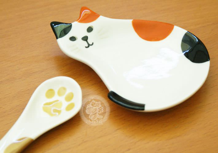 boutique kawaii shop chezfee com decoration cuisine japonaise mignon chat assiette2