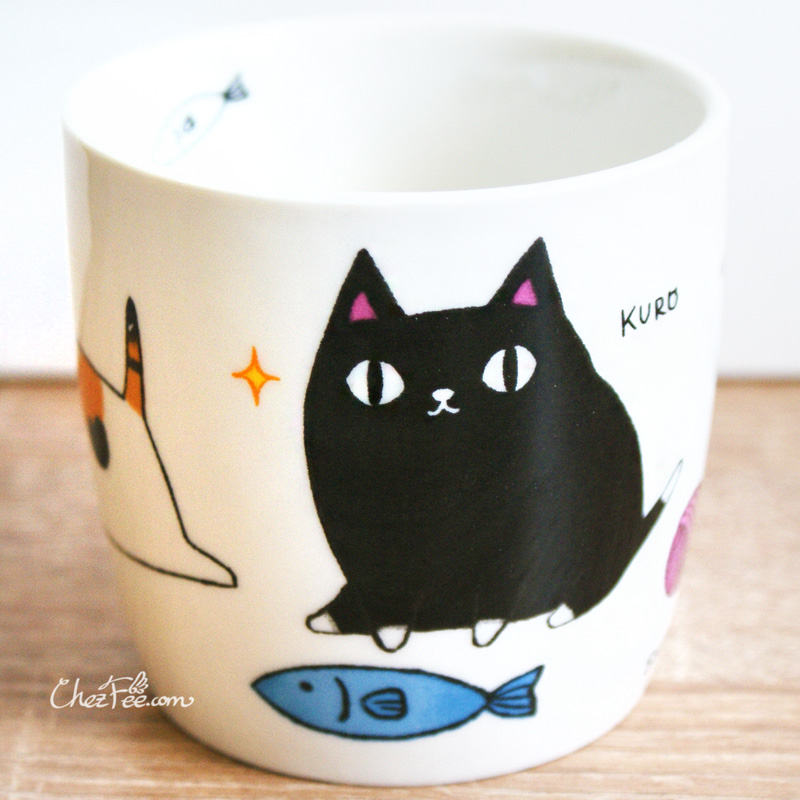 boutique kawaii shop chezfee mug japonais chat neko frere objets 2