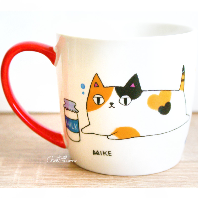 boutique kawaii shop chezfee mug japonais chat neko frere objets 3