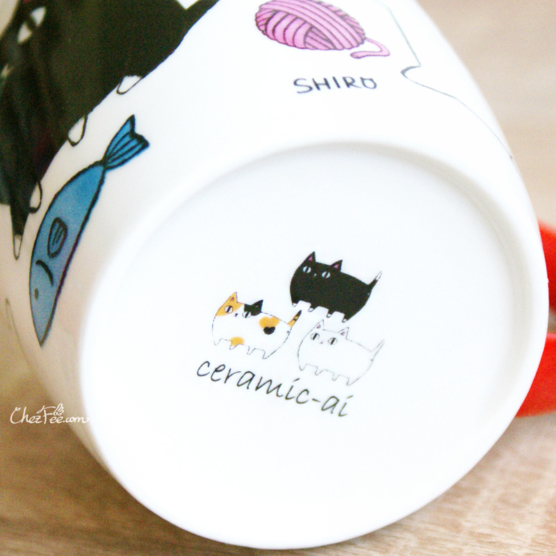 boutique kawaii shop chezfee mug japonais chat neko frere objets 4