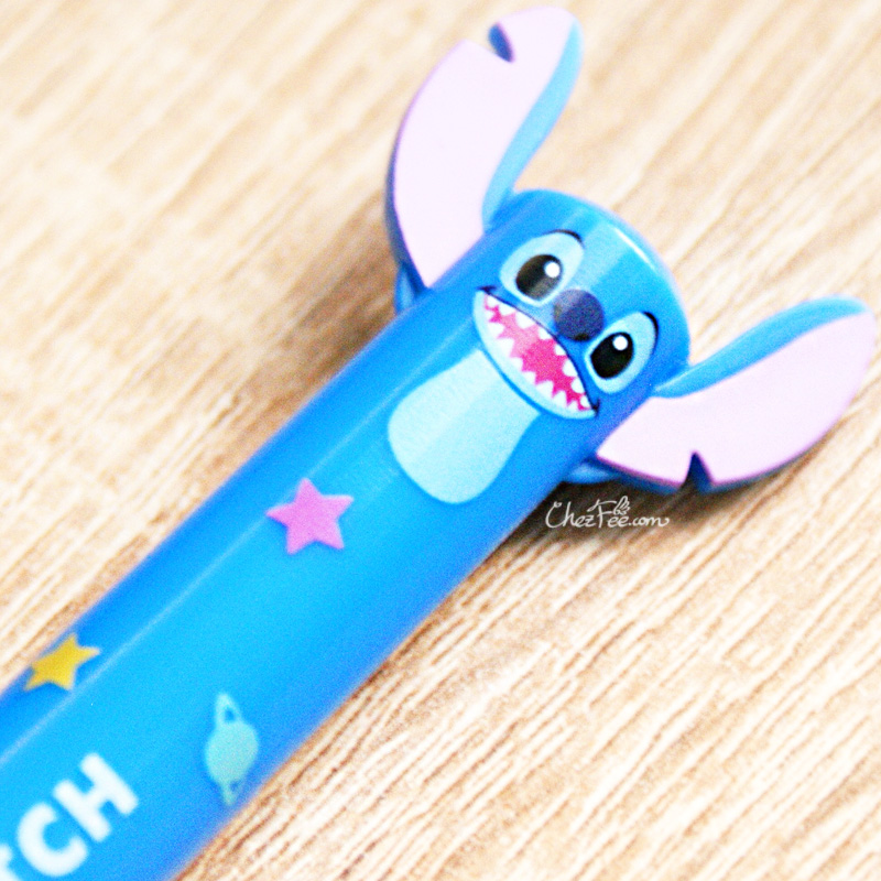 boutique kawaii shop chezfee france disney japan papeterie fourniture stylo stitch 4