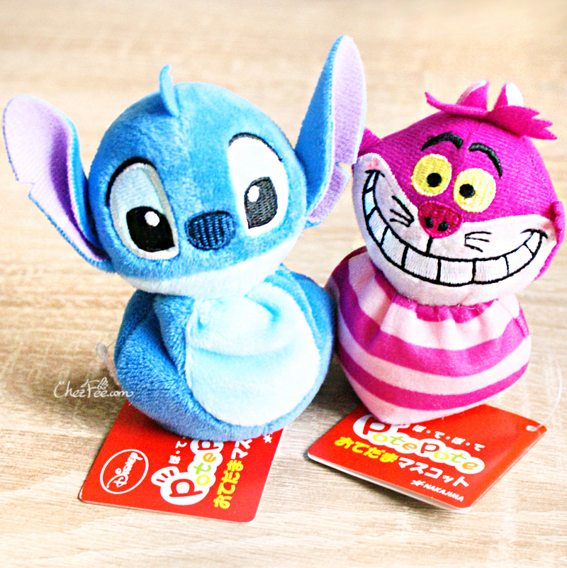boutique kawaii shop chezfee france disney japan tedama peluche tsumtsum mochi stitch cheshir chat 2
