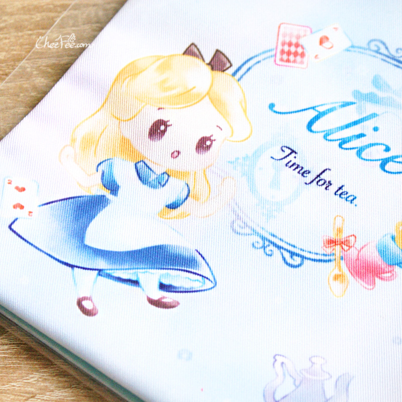 boutique kawaii shop chezfee disney japan pochon sac vrac alice wonderland pays merveilles chibi 3