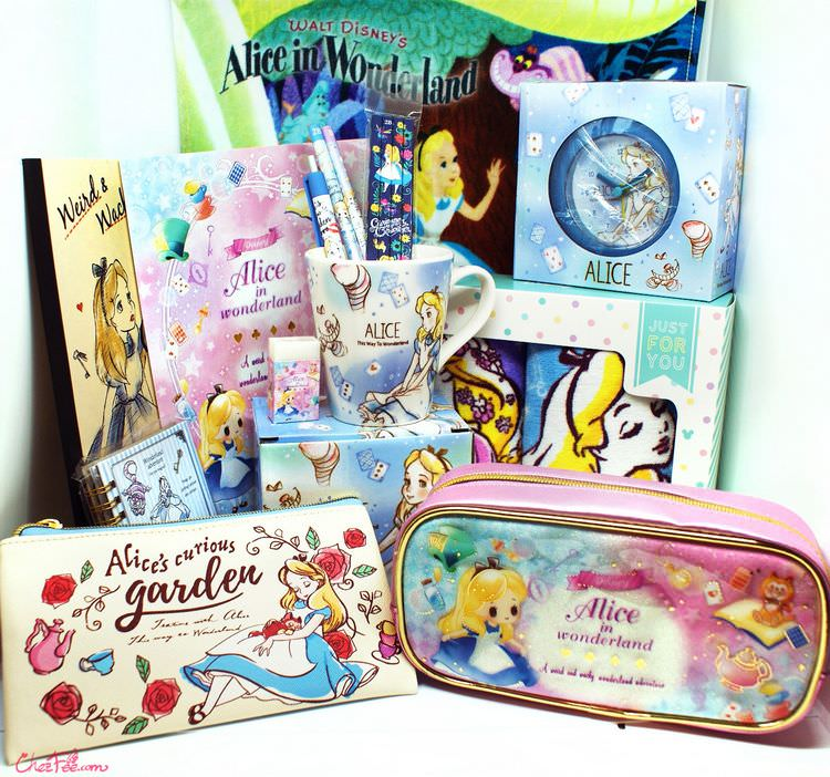 boutique kawaii shop france japonais chezfee disney japan alice wonderland 2