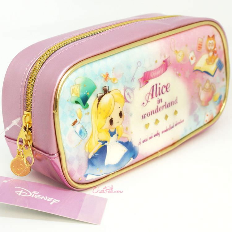 boutique kawaii shop france japonais chezfee disney japan alice wonderland trousse chibi 3