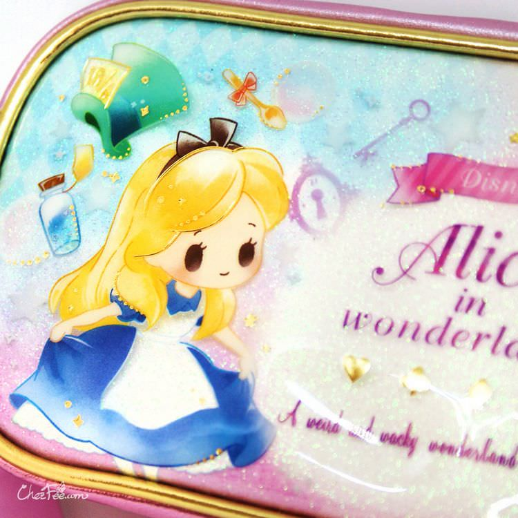 boutique kawaii shop france japonais chezfee disney japan alice wonderland trousse chibi 6