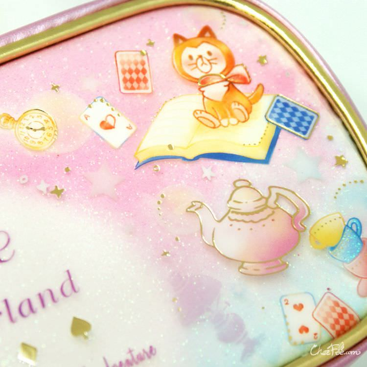boutique kawaii shop france japonais chezfee disney japan alice wonderland trousse chibi 7