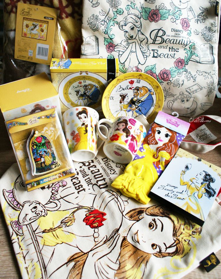 boutique kawaii shop france chezfee disney japan belle bete idee cadeau fleurs 1