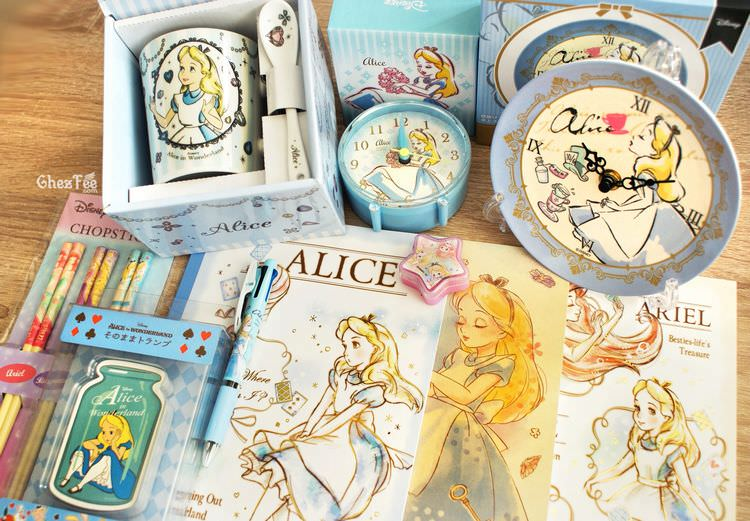 boutique kawaii shop chezfee france disney japan alice wonderland 2
