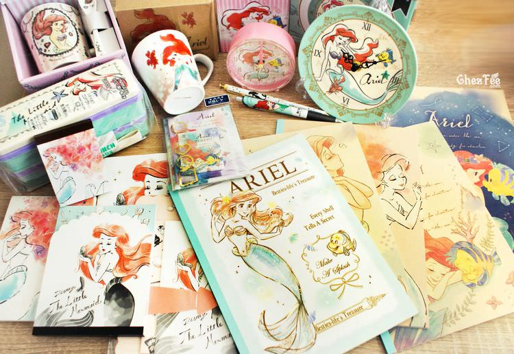 boutique kawaii shop chezfee france disney japan petite sirene mermaide ariel 1