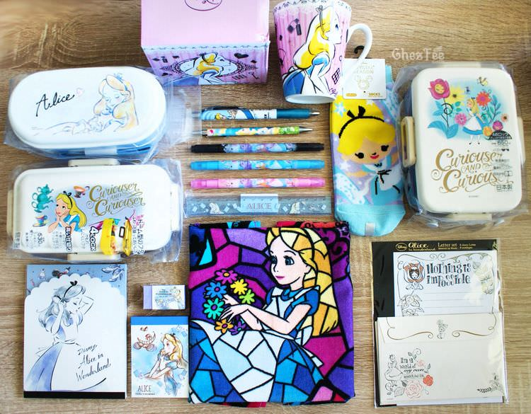 boutique kawaii shop france disney japan alice wonderland pays merveilles 1