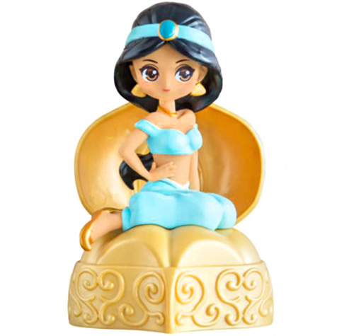 boutique kawaii shop chezfee gashapon figurine disney princesses posket heroine doll jasmine 1
