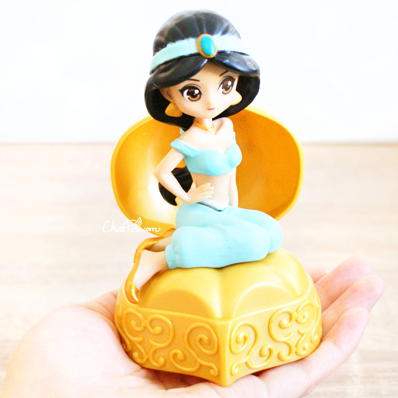 boutique kawaii shop chezfee gashapon figurine disney princesses posket heroine doll jasmine 3