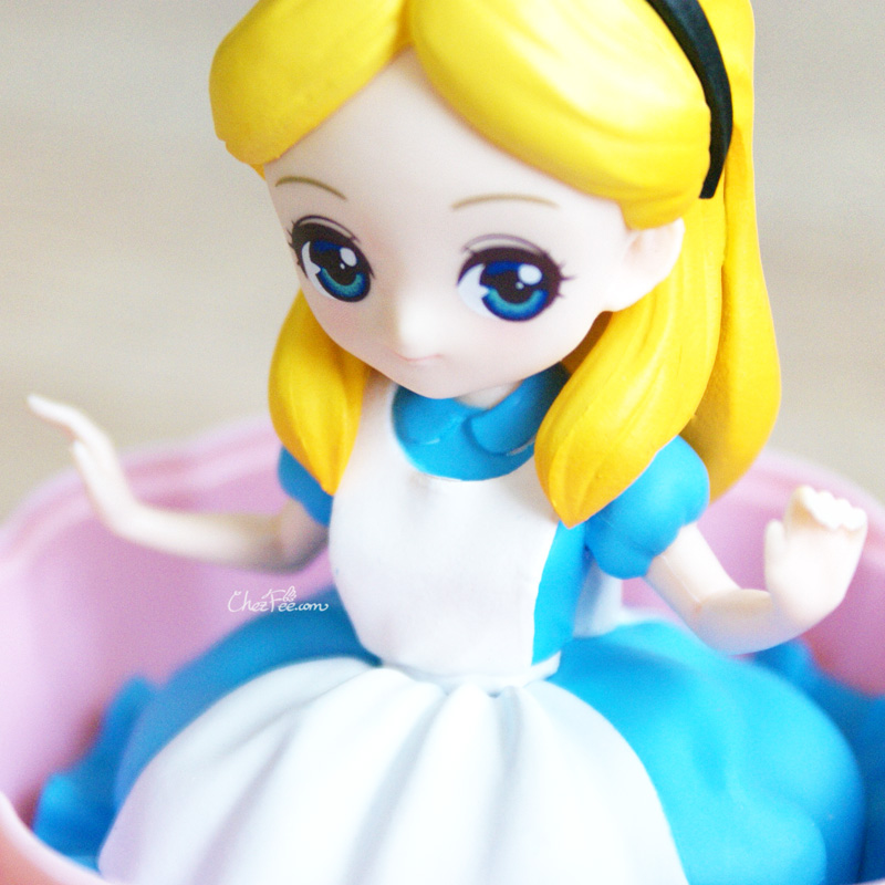 boutique kawaii shop chezfee gashapon figurine disney princesses posket heroine doll alice 4