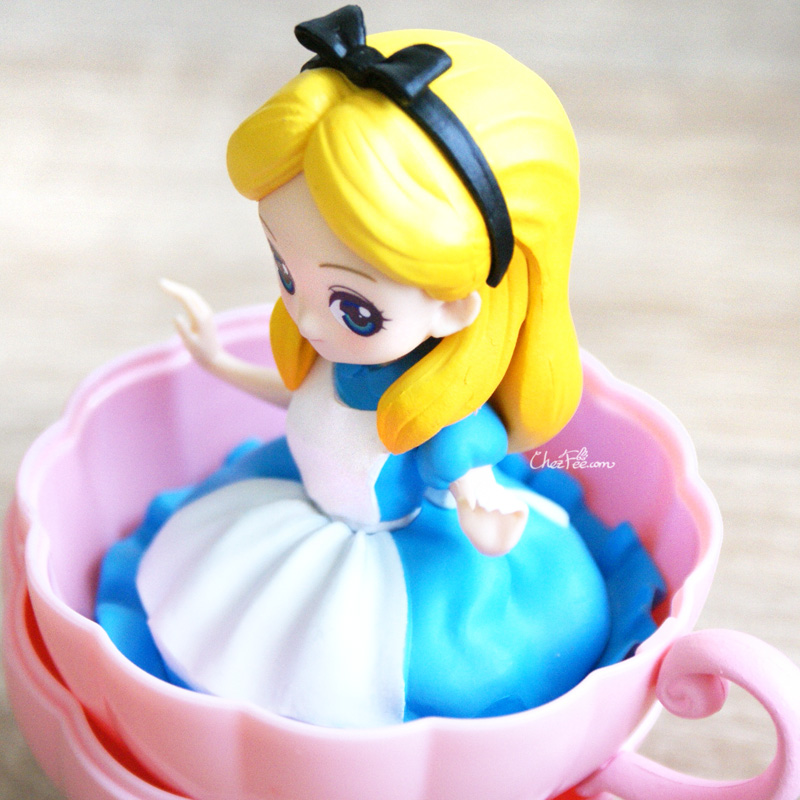 boutique kawaii shop chezfee gashapon figurine disney princesses posket heroine doll alice 5