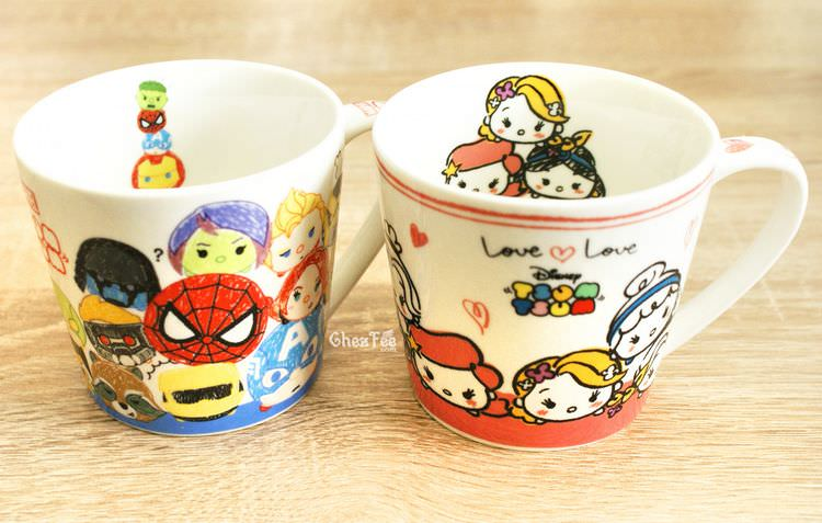 boutique kawaii shop chezfee tsumtsum disney mug dessin 1