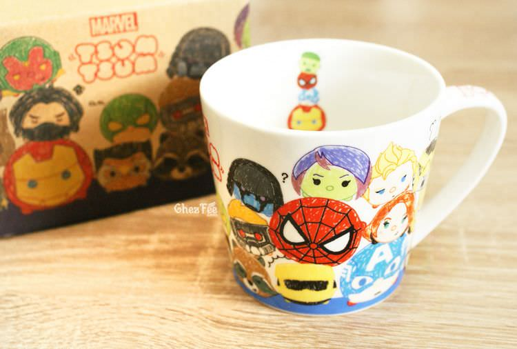 boutique kawaii shop chezfee tsumtsum disney mug dessin marvel 1
