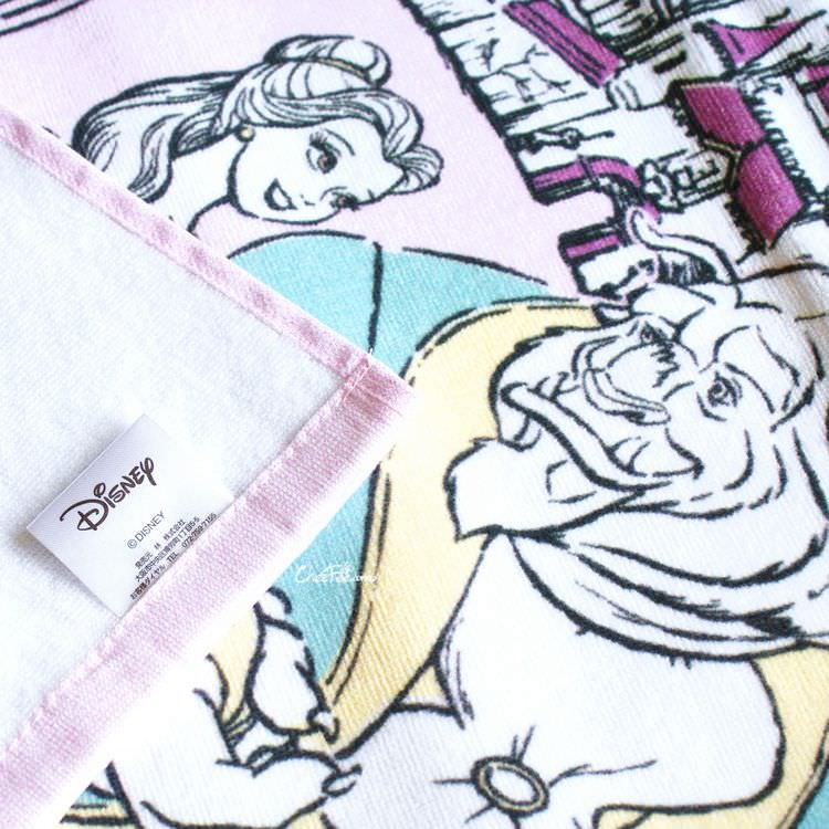 boutique kawaii shop chezfee disney japan belle bete serviette 3