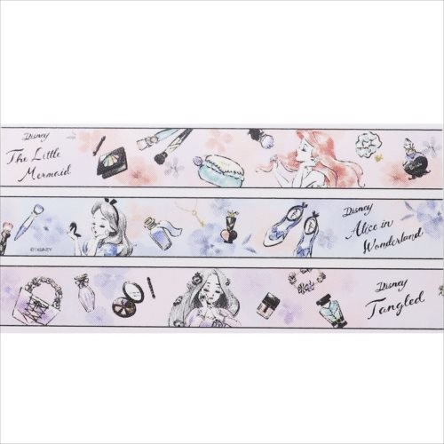 boutique kawaii shop chezfee france disney japan ariel alice lot washi masking tape 4