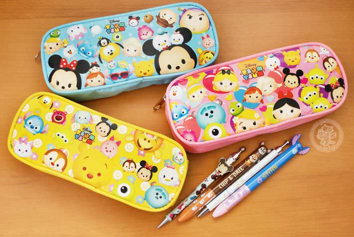 boutique kawaii shop cute disney japan tsum tsum chezfee trousse stylo 4
