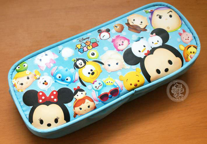boutique kawaii shop cute disney japan tsum tsum chezfee trousse stylo bleu 2