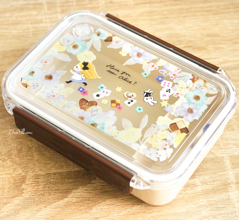 boutique kawaii shop france chezfee japonais fairytale alice in wonderland bento made in japan 1