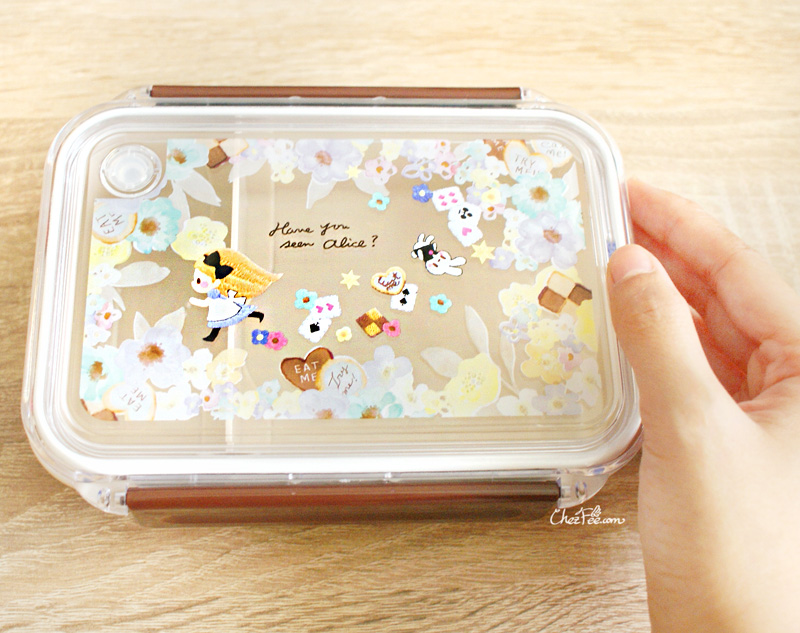 boutique kawaii shop france chezfee japonais fairytale alice in wonderland bento made in japan 3
