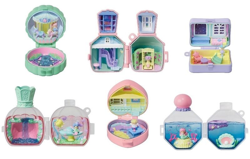 boutique kawaii shop chezfee rement figurine my little fairy cosme polly pocket 14