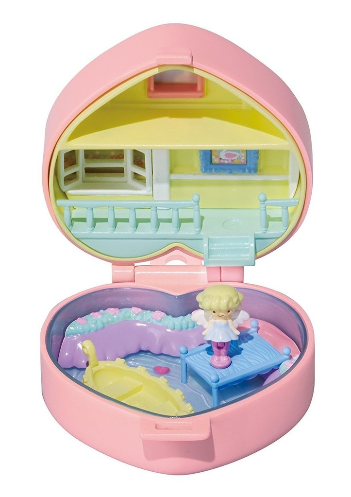 boutique kawaii shop chezfee rement figurine my little fairy cosme polly pocket 3