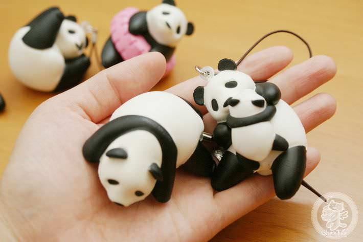 boutique kawaii shop france chezfee com gachapon strap porteclef panda squishy7