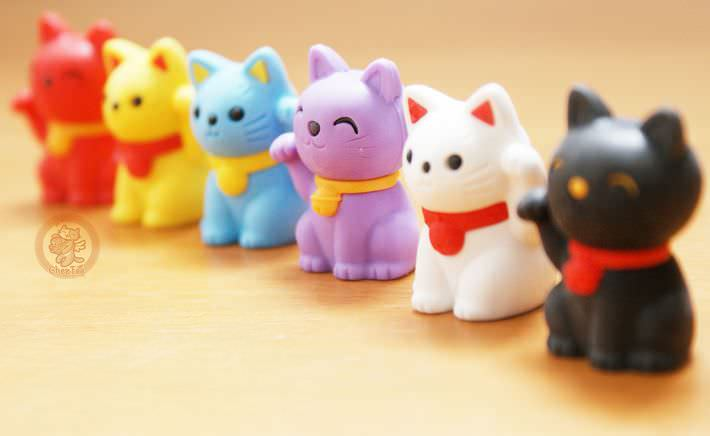 boutique kawaii shop france chezfee com cute papeterie gomme eraser iwako japan japon manekineko3