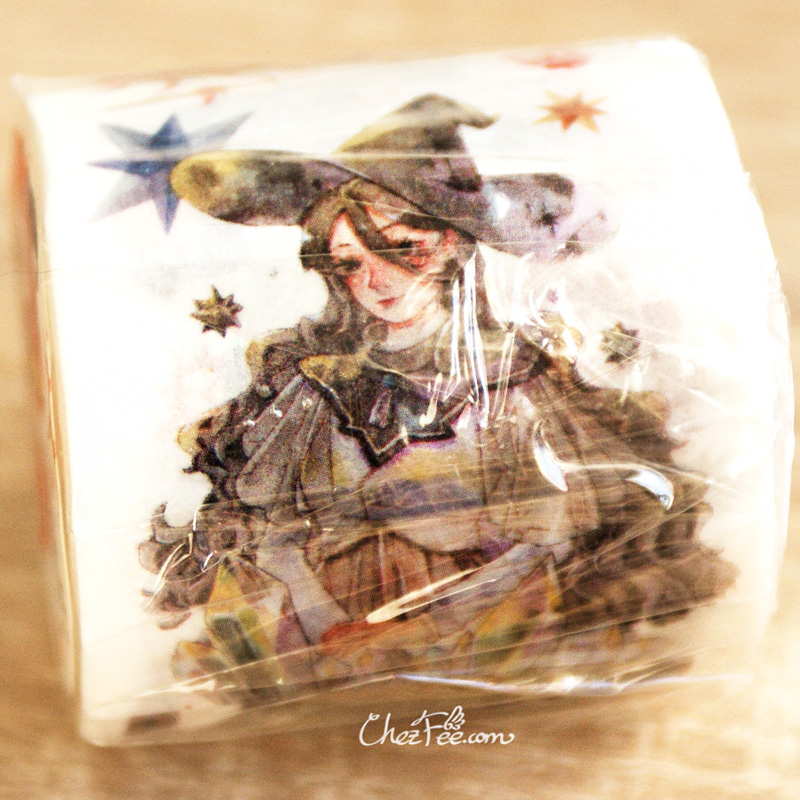 boutique kawaii shop chezfee fourniture papeterie washi masking tape magique sorcieres witch soiree 2