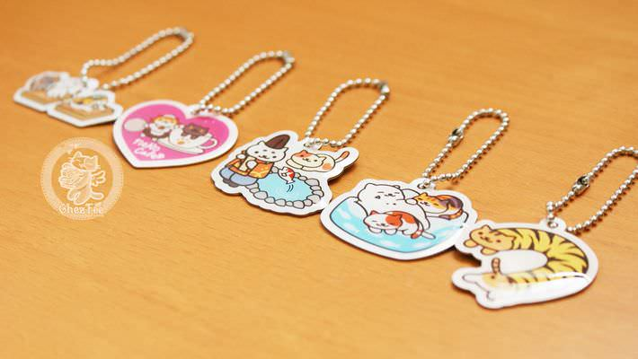 boutique kawaii shop france lille chezfee com gachapon capsule japonais authentique cat neko atsume charm strap3