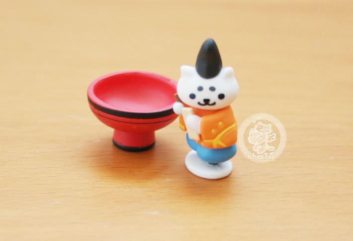 boutique kawaii shop france chezfee com gachapon japonais cat neko atsume figurine3 maromayusan1