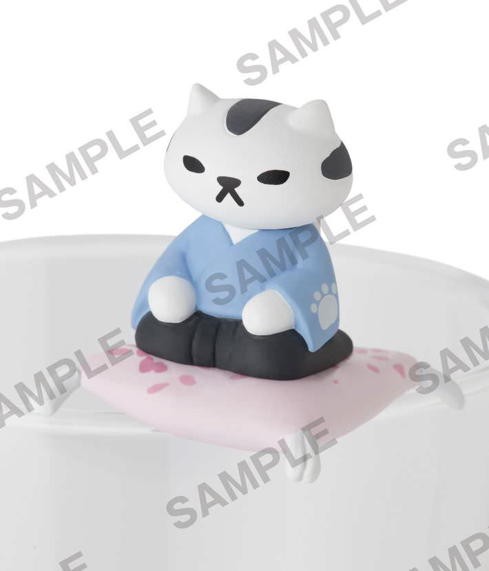 boutique kawaii shop japon neko atsume putitto marque verre figurine2