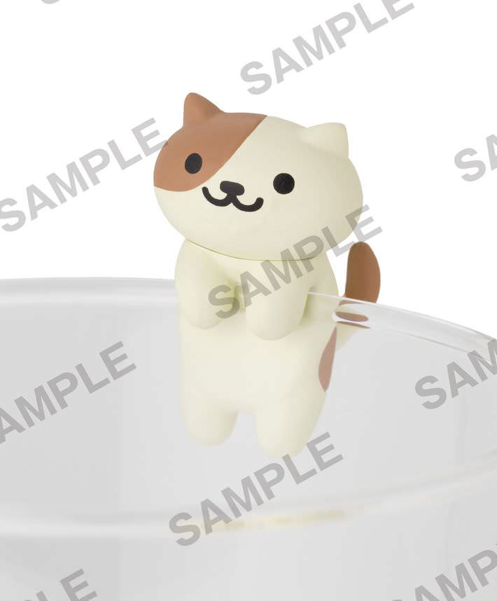 boutique kawaii shop japon neko atsume putitto marque verre figurine3