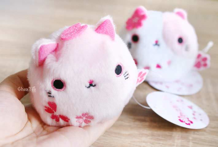 boutique kawaii shop chezfee france neko dango sakura peluche chat 5