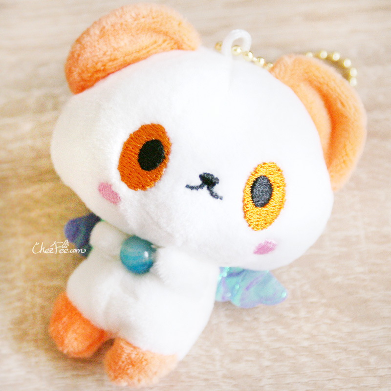boutique kawaii shop chezfee peluche japonaise panda angel mignon orange