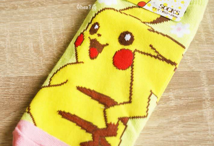 boutique kawaii shop cute authentique pokemon officiel chaussettes pikachu 2